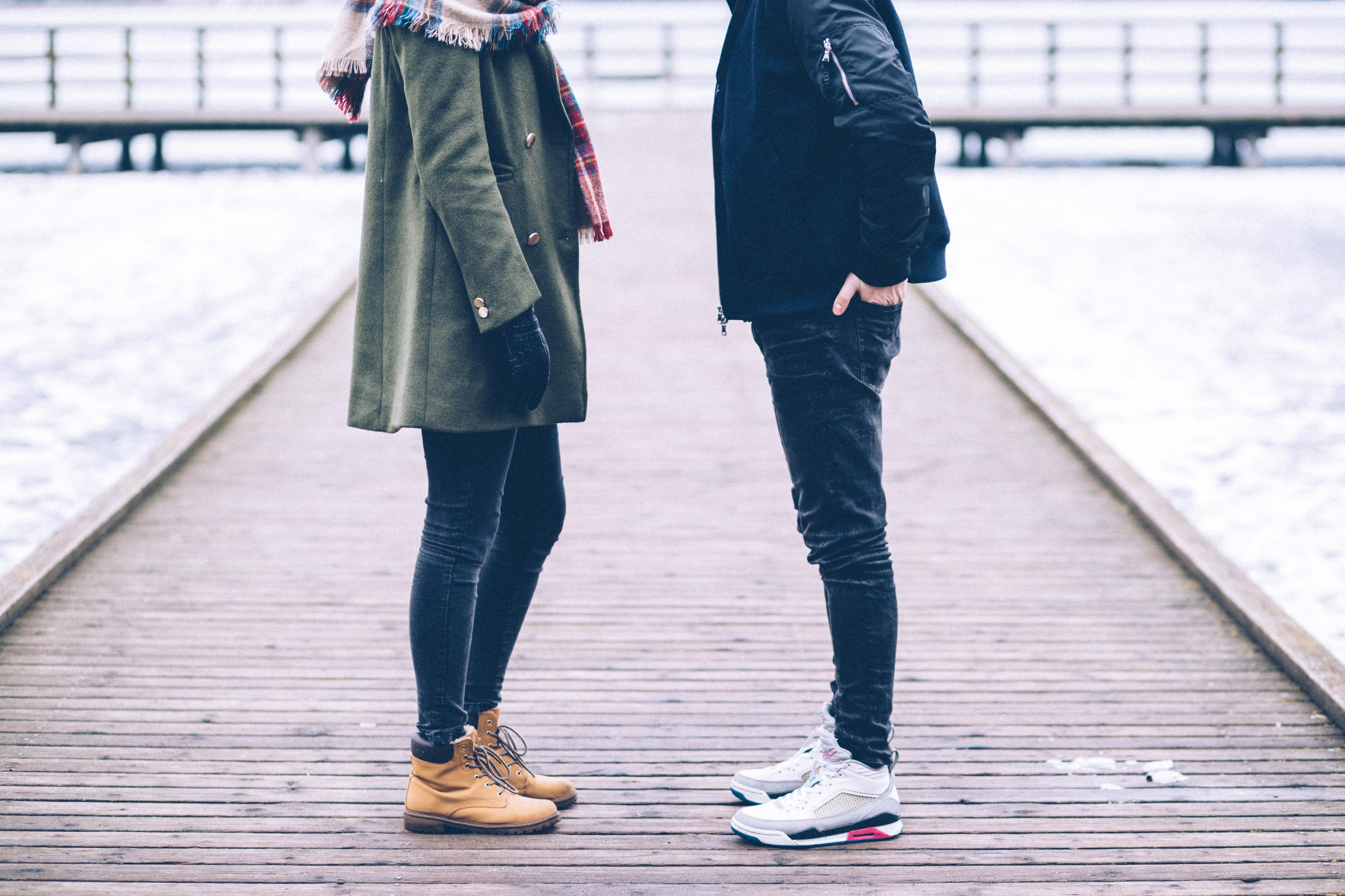 adult-couple-dock-fashion-349494