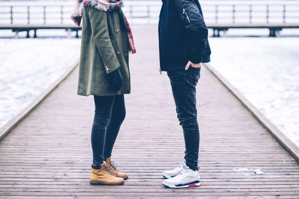 adult-couple-dock-fashion-349494